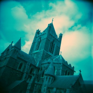 Clouds Over Christ Church Cathedral